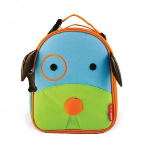Original Skip Hop Zoo Lunchies Insulated Lunch Bag - Dog