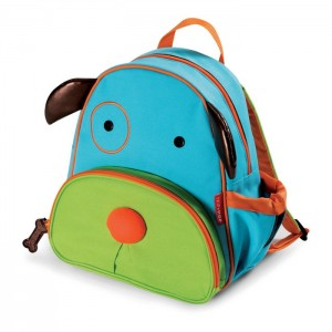 Original Skip Hop Zoo Packs Little Kids Backpacks - Dog