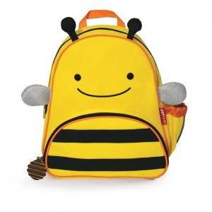 Original Skip hop Zoo Packs Little Kids Backpacks - Bee