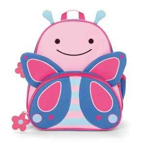 Original Skip Hop Zoo Packs Little Kids Backpacks - Butterfly