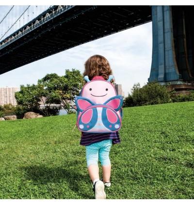 Original Skip Hop Zoo Packs Little Kids Backpacks - Butterfly