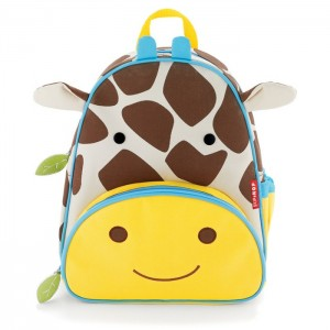 Original Skip Hop Zoo Packs Little Kids Backpacks - Giraffe