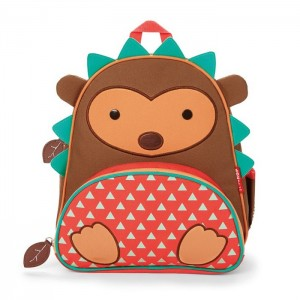 Original Skip Hop Zoo Packs Little Kids Backpacks - Hedgehog