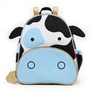 Original Skip Hop Zoo Packs Little Kids Backpacks - Cow