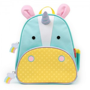 Original Skip Hop Zoo Packs Little Kids Backpacks - Unicorn