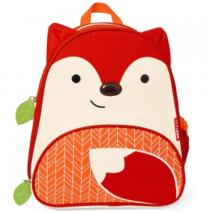 Original Skip Hop Zoo Packs Little Kids Backpacks - Fox