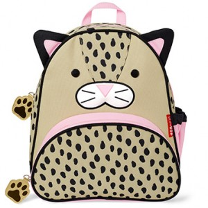 Original Skip Hop Zoo Packs Little Kids Backpacks - Leopard