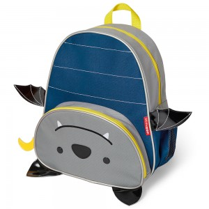Original Skip Hop Zoo Packs Little Kids Backpacks - Bat