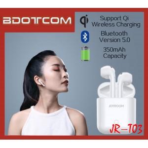 Joyroom JR-T03 TWS Bluetooth 5.0 Airpods Bluetooth Wireless Headphone