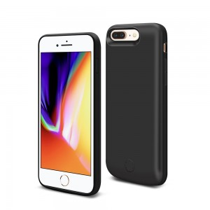External Battery Case 7200 mAh Power Bank compatible with Apple iPhone 8 Plus / 7 Plus