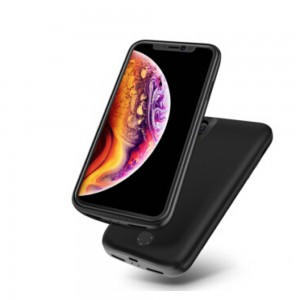 External Battery Case 6000 mAh Power Bank compatible with Apple iPhone XR