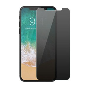 Full Covered Matte Privacy Anti-Spy Tempered Glass for Apple iPhone Xs Max