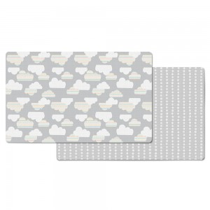 Original Skip Hop Doubleplay Reversible Playmat - Clouds