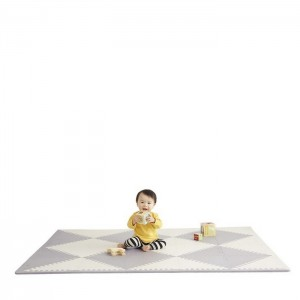Original Skip Hop Playspot Geo - Grey/Cream