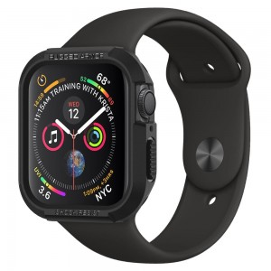 Original Spigen Rugged Armor Protective Case for Apple Watch Series 4 (40mm)