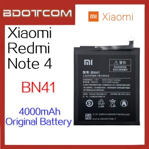 Original Xiaomi Redmi Note 4 BN41 4000mAh Standard Battery