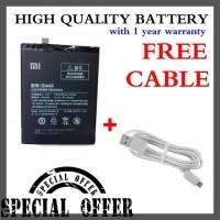 (Special Bundle) High Quality Xiaomi BM49 Battery with Free Micro USB Cable for Xiaomi Mi Max