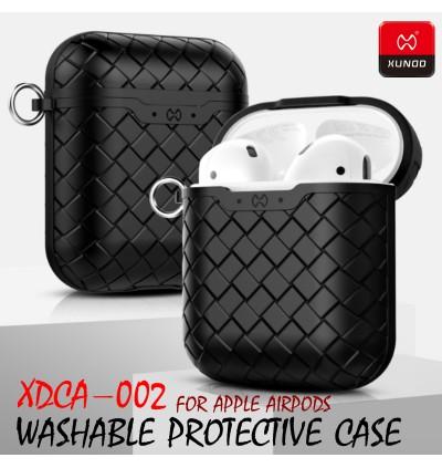 Xundd XDCA-02 Silicon Protective Case for Apple Airpods