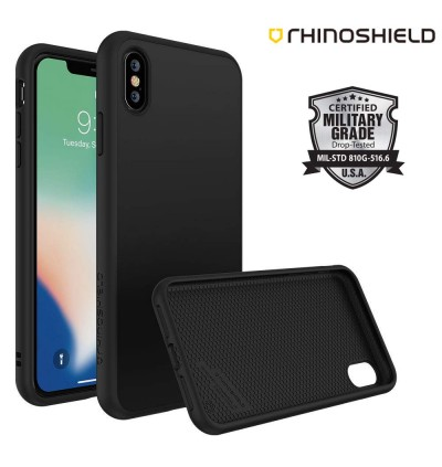 Original RhinoShield SolidSuit Protective Case for Apple iPhone XS Max