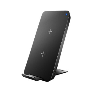 Rock Space W6 Pro Dual Stand Mode Fast Charging Wireless Charger