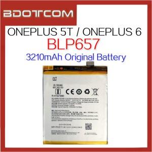Original Oneplus 5T / OnePlus 6 BLP657 3210mAh Standard Battery