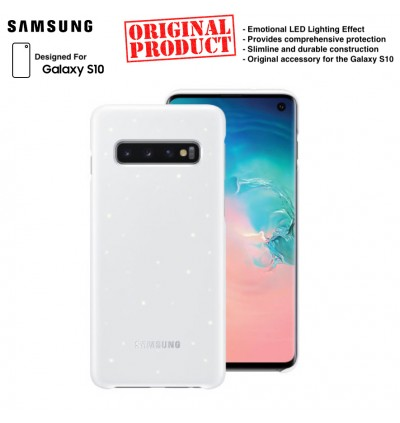Orignal Samsung LED Cover Back Case for Samsung Galaxy S10