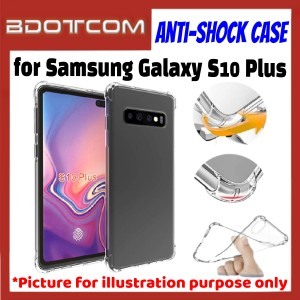 Anti-Shock Drop Proof Protective Case for Samsung Galaxy S10 Plus