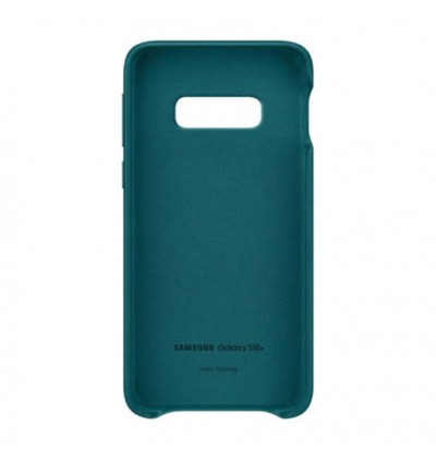 Original Samsung Leather Back Cover for Samsung Galaxy S10e