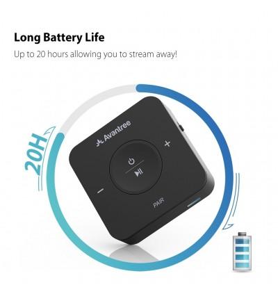 Avantree TC417 Multipoint Bluetooth Audio Transmitter