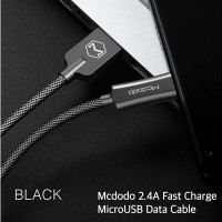 Mcdodo CA-440 1M 2.4A Fast Charging MicroUSB Data Cable