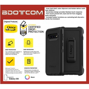 Original Otterbox Defender Series Protective Case for Samsung Galaxy S10