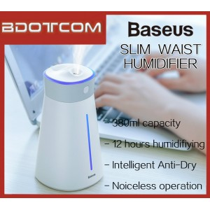 Baseus Intelligent Anti-Dry Slim Waist Humidifier with Atmosphere Lamp (Standard Version)