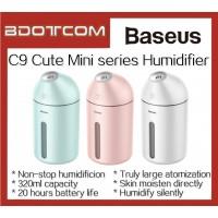 Baseus C9 Cute Mini series Humidifier 320ml Large Capacity Air Purifier for Car / Indoor Used