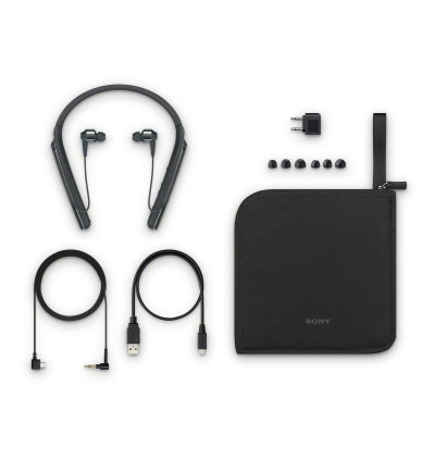 Original Sony WI-1000X Bluetooth Wireless Noise Cancelling Behind the Neck Headphones