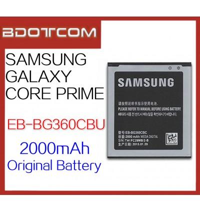 Original Samsung Galaxy Core Prime 2000mAh EB-BG360CBU Standard Battery