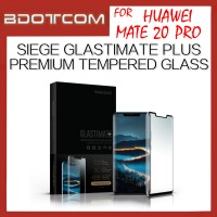Huawei Mate 20 Pro Siege Glastimate Plus 3D Full Covered Premium Tempered Glass