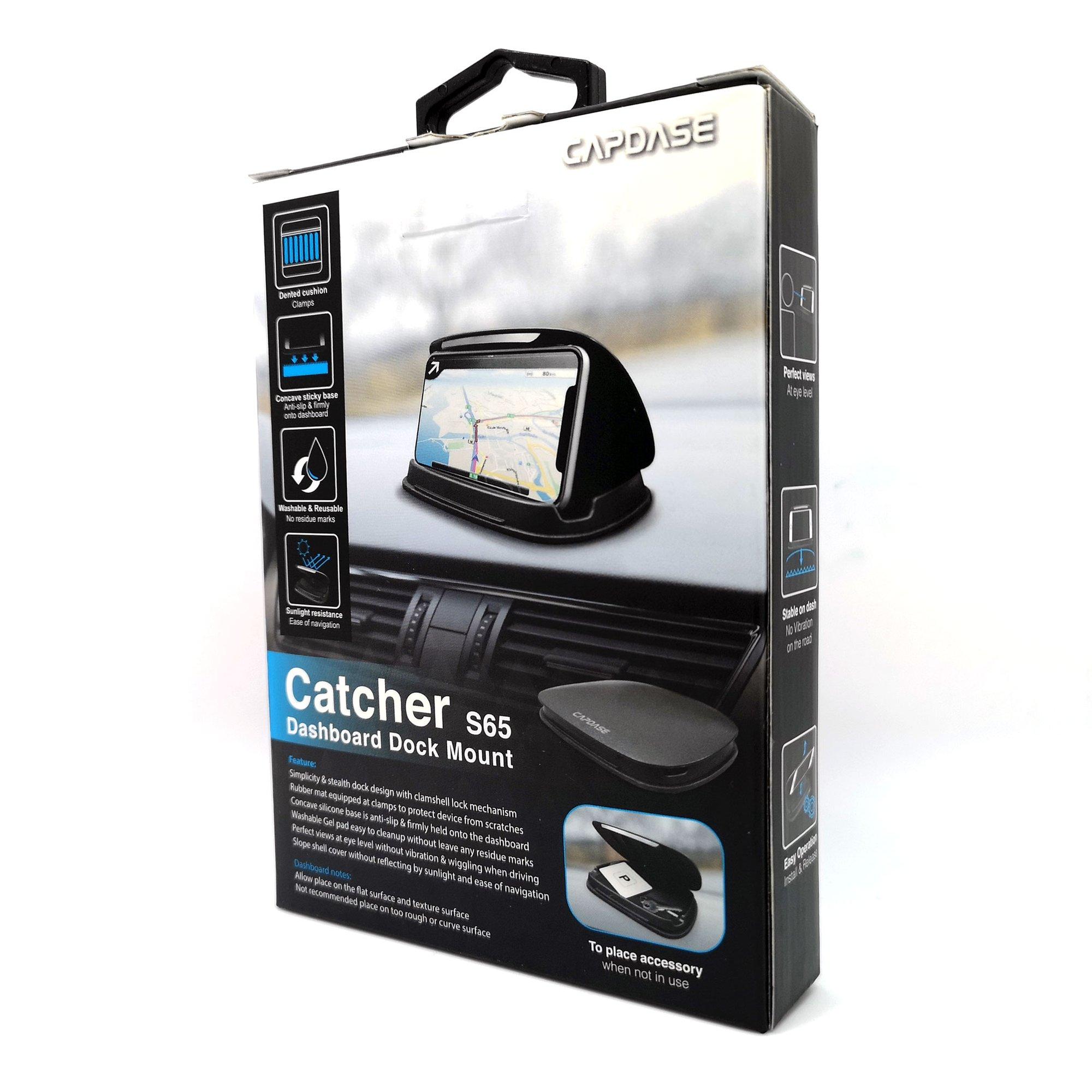Capdase Catcher S65 Dashboard Dock Mount